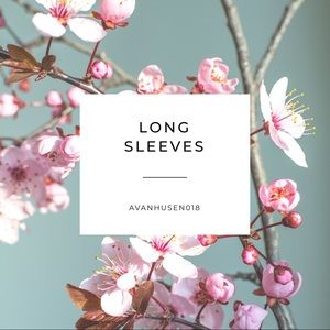 Tops - Long sleeves